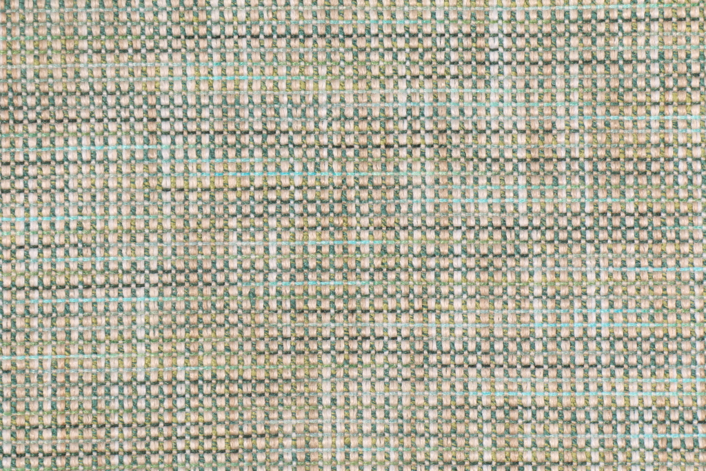 Hamilton Bellemeade Woven Upholstery Fabric In Mint