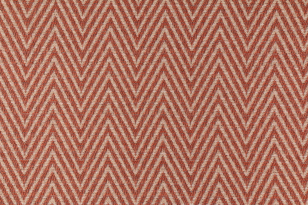Lehigh In Terracotta Woven Upholstery Fabric By Tfa