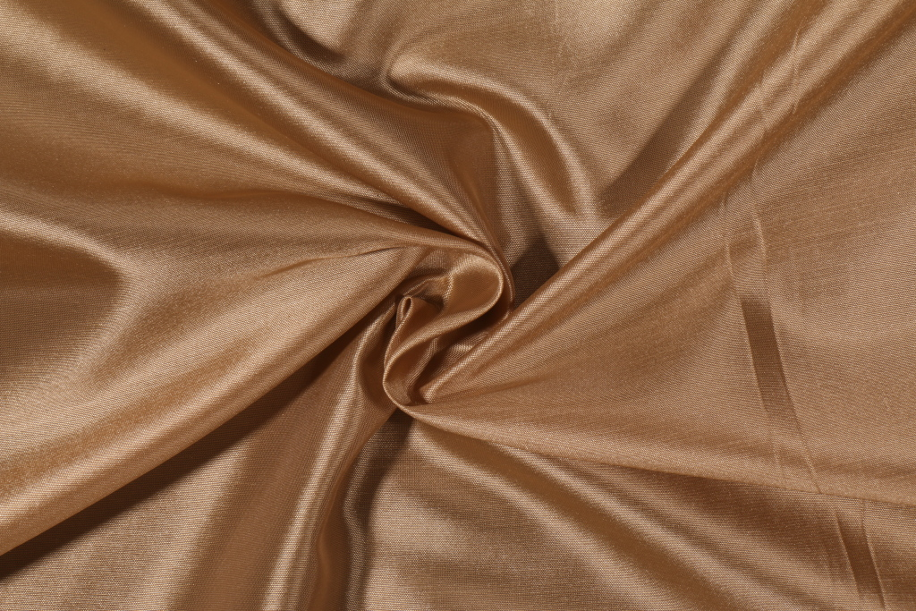 Canyon Creek Semi Sheer Poly Drapery Fabric In Cashmere