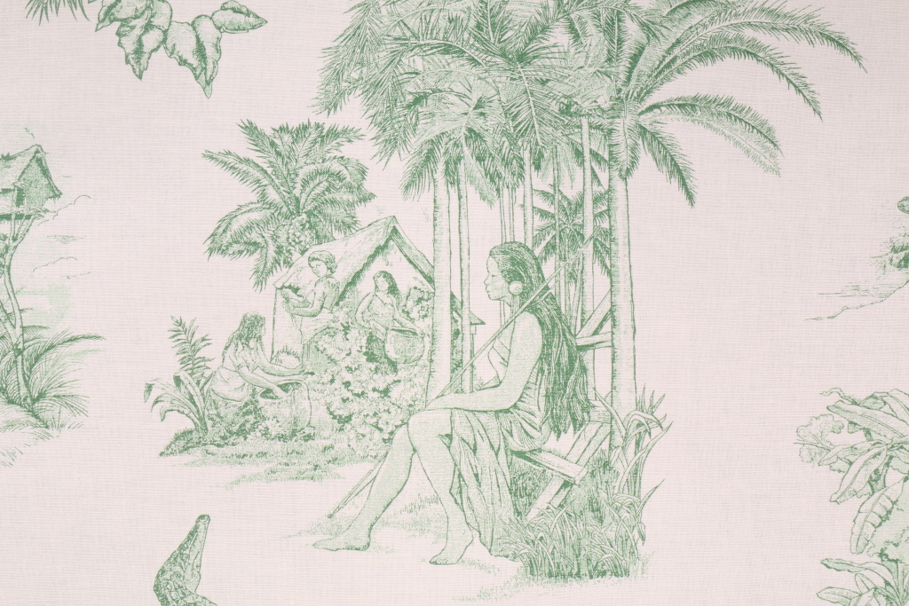 Tropical Fabrics And Wallcoverings By Ginny Stine New